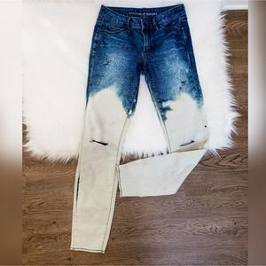 Articles of society skinny jeans custom bl…